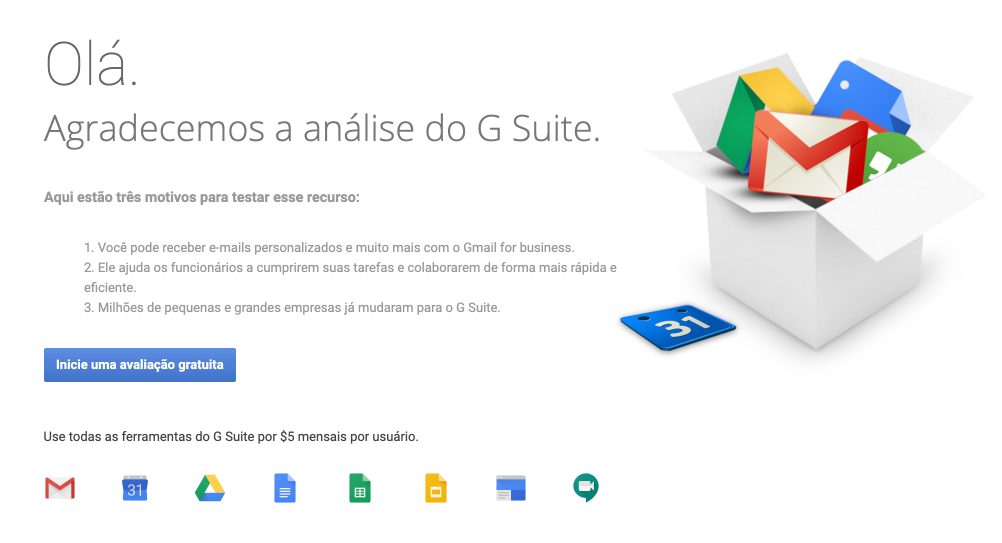 G Suite Google Apps for Work